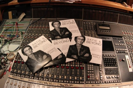 Vinyl  Satie & Beyond