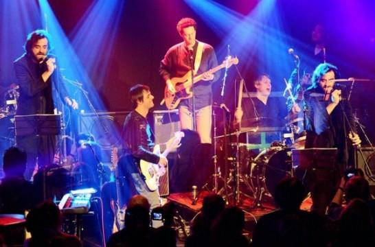 Koncert Velveta u Barutani