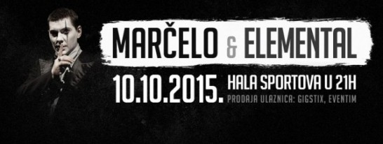Marcelo i Elemental web plakat